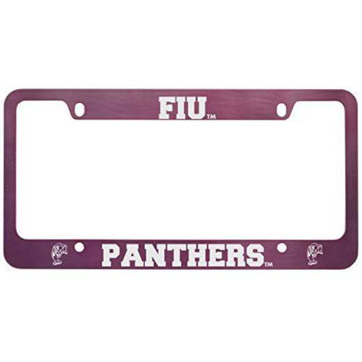 SM-31-PNK-FIU-1-SMA: LXG SM/31 CAR FRAME PINK, Florida International Univ